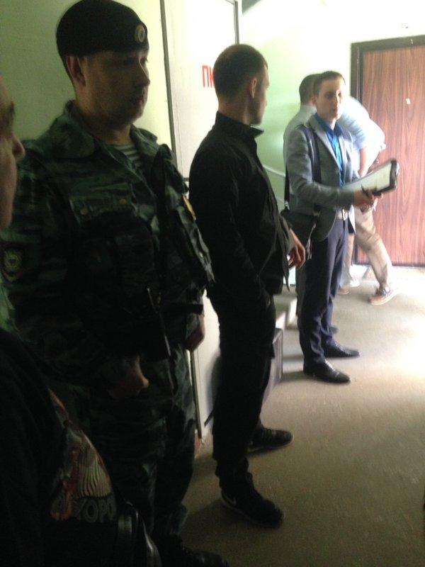В доме у Алексея Навального проходят обыски