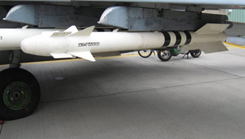 В войска начались поставки новейших ракет «воздух-воздух»