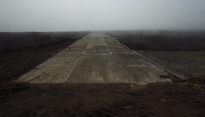 Старый японский аэродром пригодился российским вертолетчикам