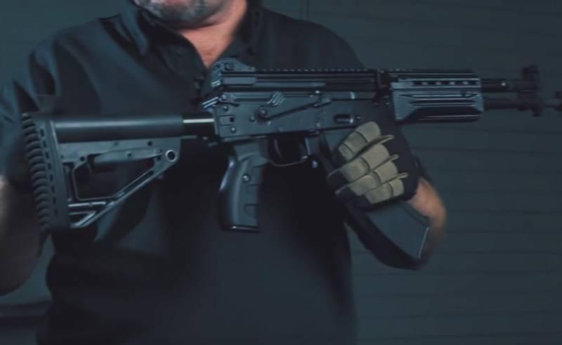 «Калашников» подготовил для спецназовцев АК-400
