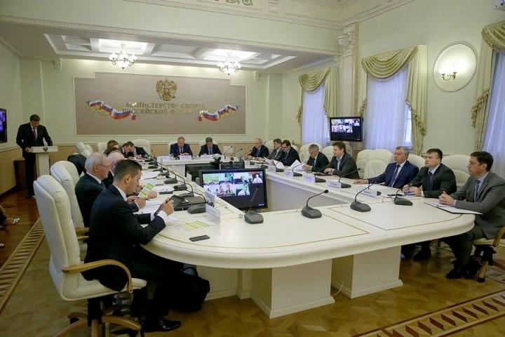 В Минспорта РФ подтвердили отстранение российских атлетов от участия в Олимпиаде