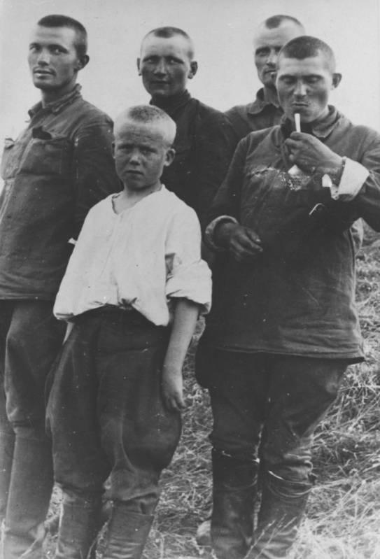 Немецкое командование: «Убивай всякого русского». Часть 1