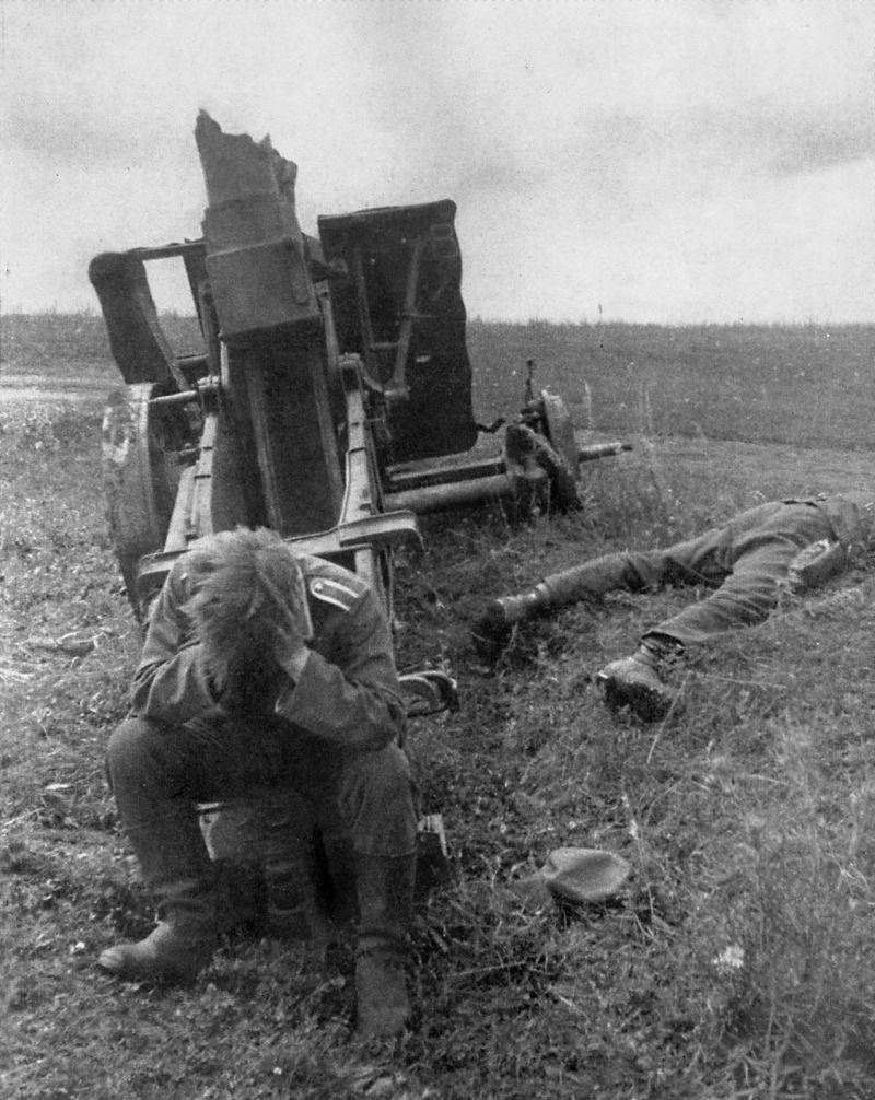 «Огненная дуга». День разгрома советскими войсками немецких войск в Курской битве