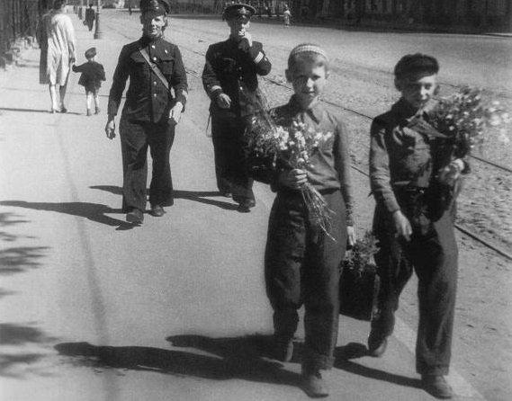 Ленинград, 1 сентября 1941 г.