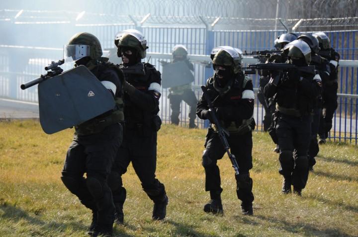 Китайцы будут обучаться в чеченском центре спецназа