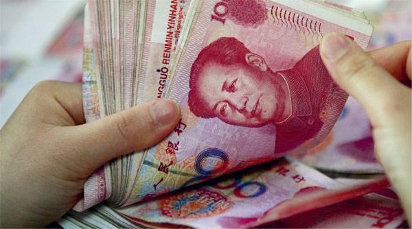 1 октября китайский юань станет мировой резервной валютой