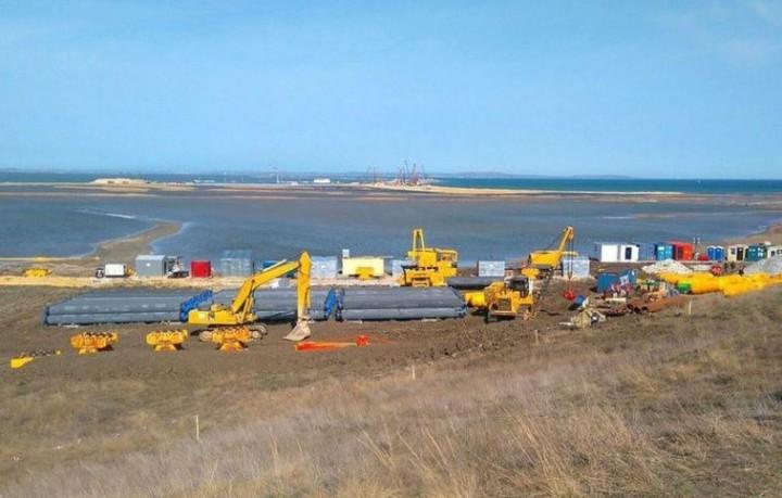 В Крым проложен магистральный газопровод