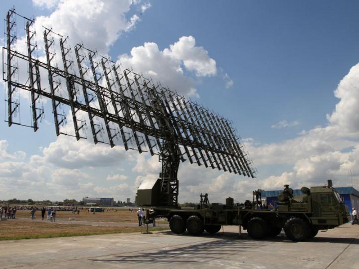 ВКС РФ укомплектовали новыми РЛС «Небо-М»