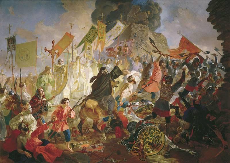 Как Иван Грозный разрушил планы Запада по расчленению Русского царства