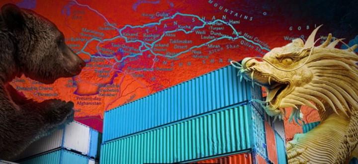 Мимо Украины: «Новый шелковый путь» дошел до Лондона