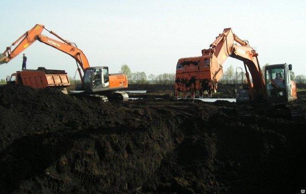 Швеция начала вывоз украинского чернозема