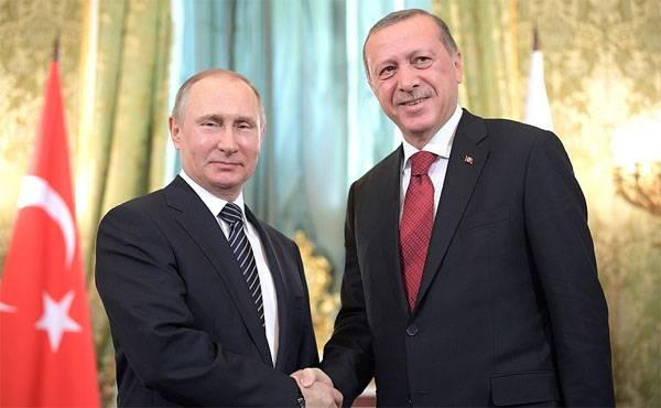 РФ и Турция создают рабочую группу по контролю обстановки на севере Сирии