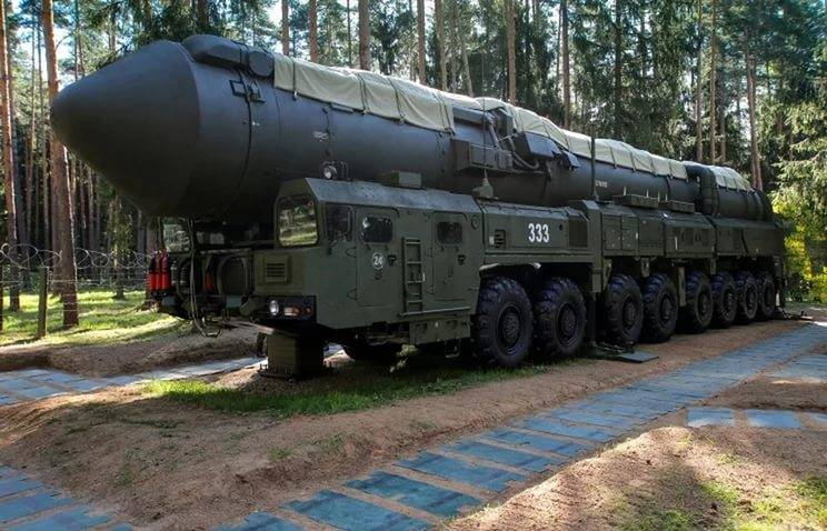 """Новосибирская дивизия РВСН полностью перейдет на """"Ярсы"""""""