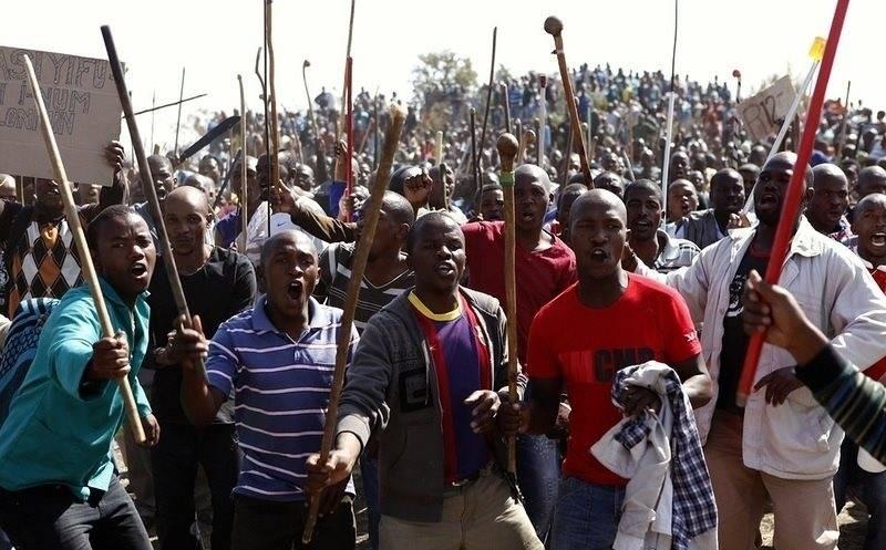 Возможен ли «майдан» в ЮАР? Кому и почему не нравится президент Зума