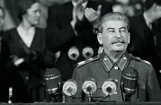 Левада-центр: Сталин назван россиянами наиболее выдающимся деятелем всех времён и народов