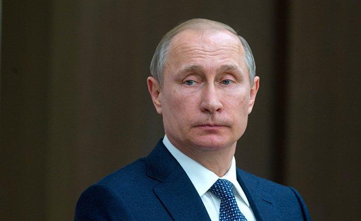 Заговор против Путина?