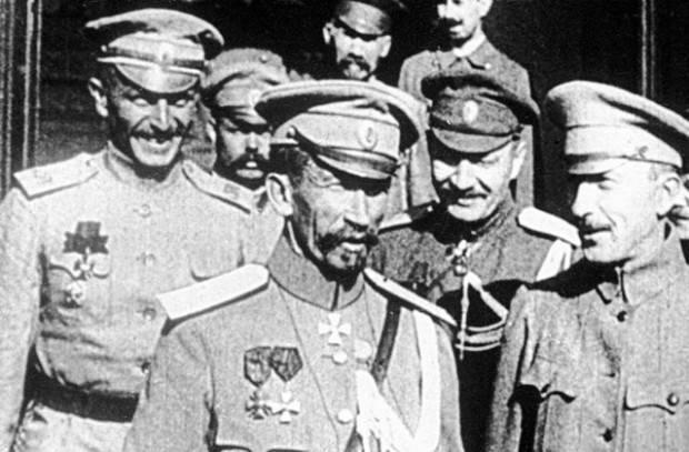 Как февралисты официально «похоронили» Российскую империю