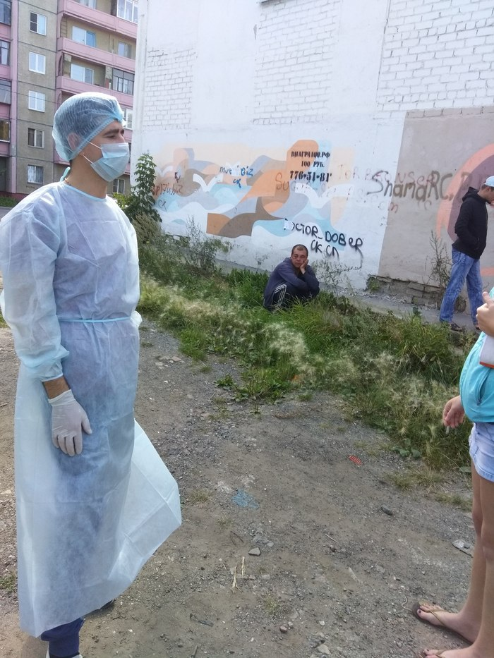 Житель Челябинска раз в неделю ездит на теплотрассу и делает перевязки бездомным Челябинск, Медицина, бездомные, волонтеры, благотворительность, длиннопост
