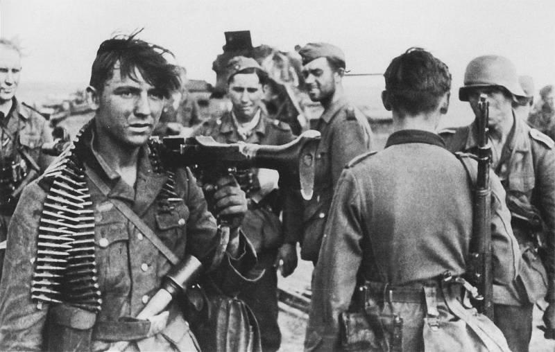 «Советские войска сражались за каждую пядь земли...»