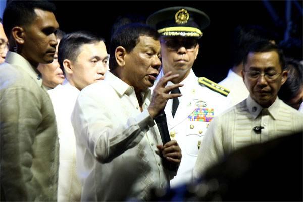 Филиппины начнут закупку российского оружия