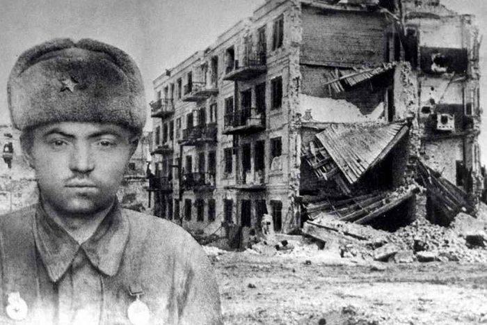 Яков Павлов. Один из самых известных героев Сталинграда