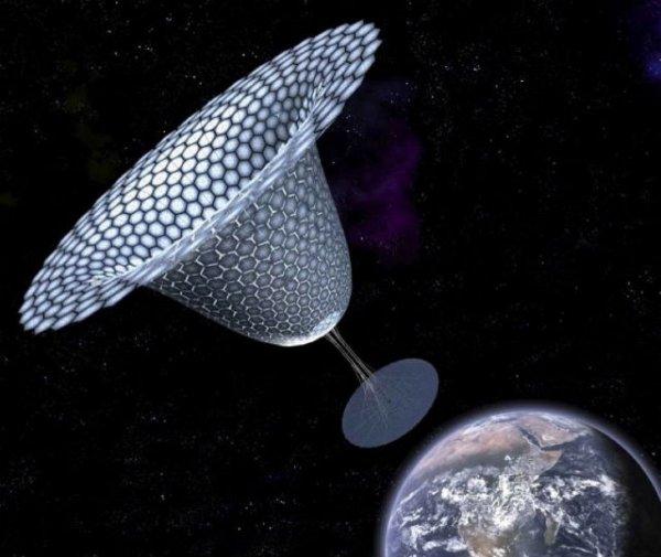 «Роскосмос» создает орбитальную АЭС