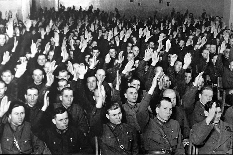 Советское право: коррективы в годы войны