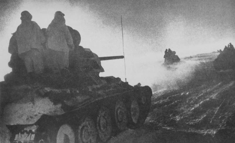 """Операция """"Малый Сатурн"""". Как разгромили 8-ю итальянскую армию"""