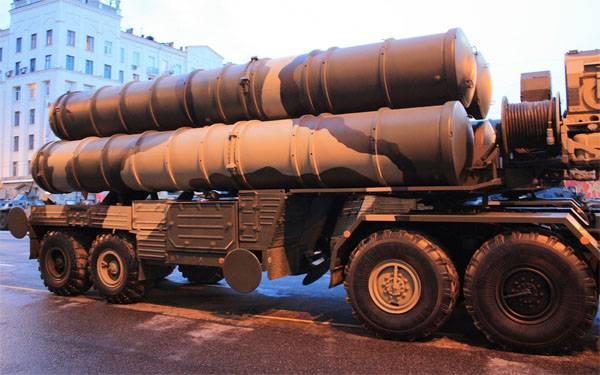 Второй дивизион С-400 заступает на боевое дежурство на Крымском полуострове