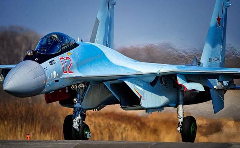 На Су-35 испытывают технологии пятого поколения