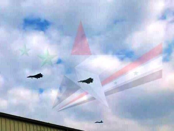 На базу Хмеймим переброшены самолеты Су-57, Су-35С и А-50У
