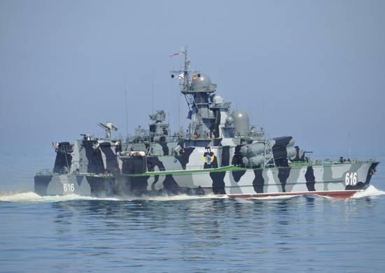 ЧФ РФ готов противодействовать украинскому морскому пиратству