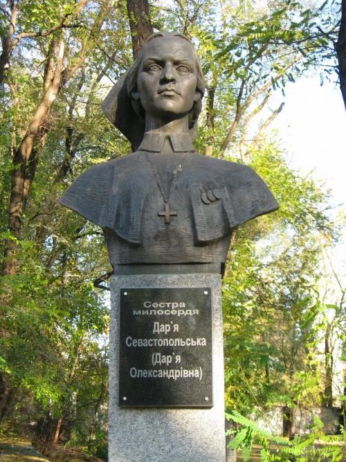Даша Севастопольская. Милосердная сестра