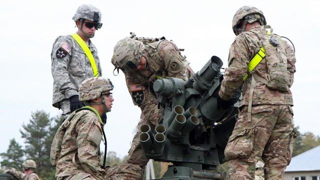 Neopresse: НАТО тренирует 40-тысячную армию для войны с Россией