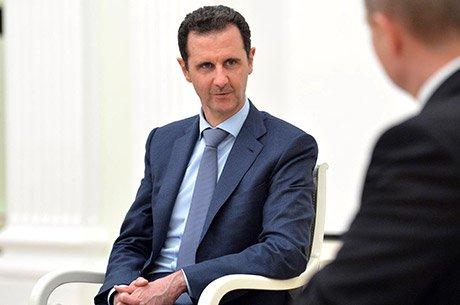 «Когда российские ВКС только начали появляться в сирийском небе, правительство Асада находилось в тяжелейшем положении»