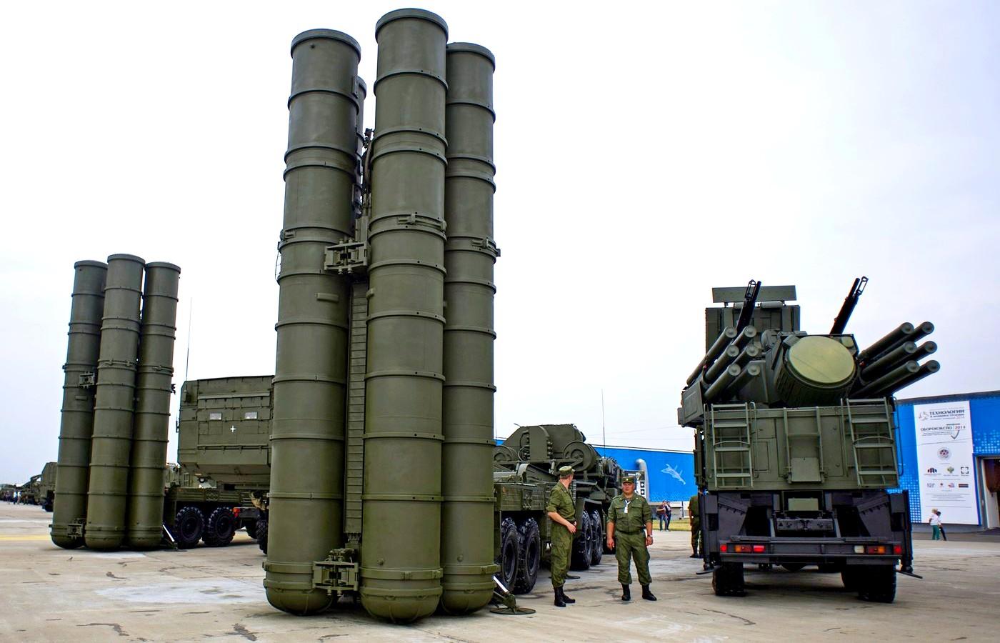 Российскую систему ПРО усилят С-500