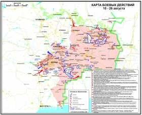Фронт тронулся: армия Новороссии успешно атакует на южном направлении (карта + видео) | Русская весна
