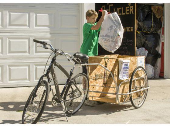 Ванис Бакхольц переработка мусора: Раздельный сбор мусора, сортировка, переработка