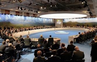 Заседание в рамках саммита стран НАТО