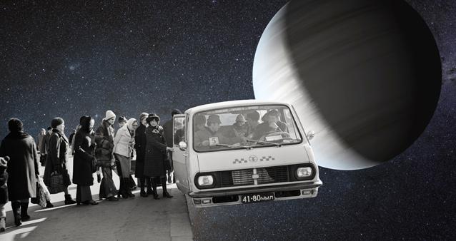 Космос, который мы потеряли.