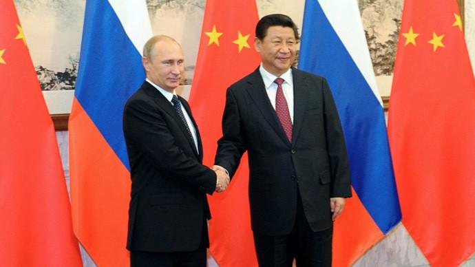 Западный капкан гроссмейстера Путина