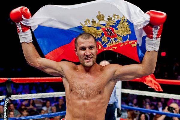 Американское издание признало лучшим боксером россиянина Сергея Ковалева