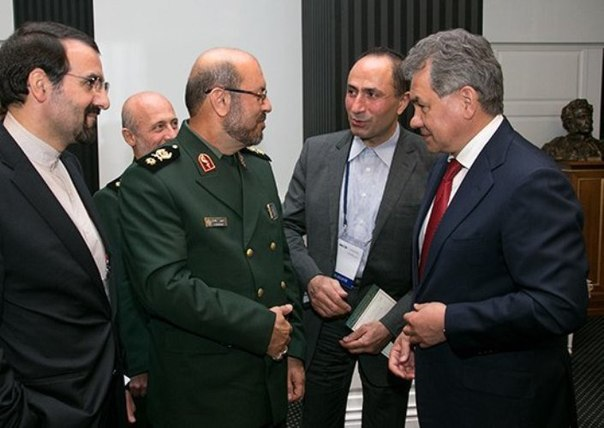 Россия и Иран заключили договор о военном сотрудничестве
