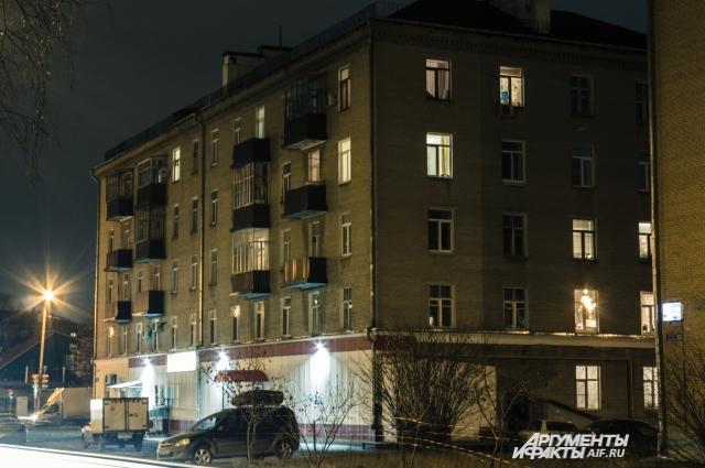 В этом доме в Казани Василий Сталин провел последний год жизни. Фото: АиФ/Артем Дергунов
