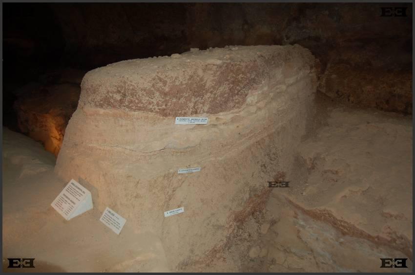 ghar-dalam-malta-layers-deposits