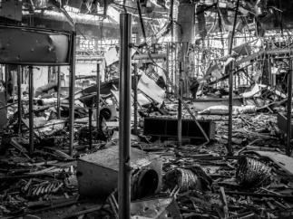 «Под завалами в донецком аэропорту осталось больше 100 человек»