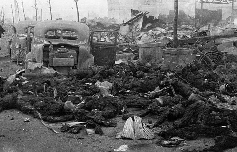 Атомные бомбардировки Хиросимы и Нагасаки – одни из многих преступлений США во Второй Мировой войне