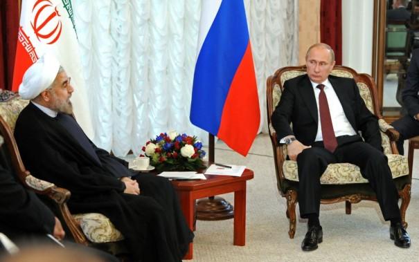 Россия и Иран меняют правила игры