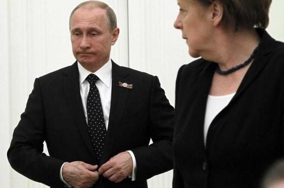 Новую судьбу Германии будет определять Путин