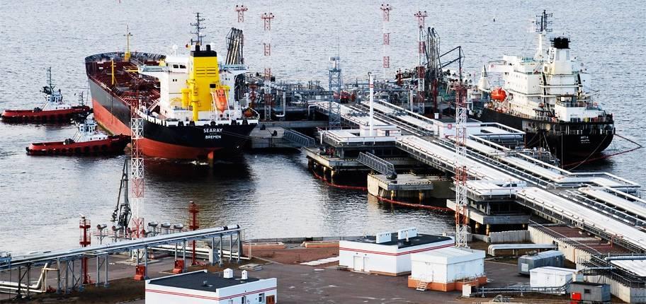 Российская нефть уходит из Латвии